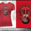 **NEW** Women's Red King Crest T